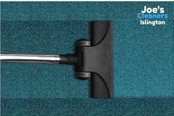 Carpet cleaning by Joe's Cleaners Islington