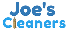 Joe's Cleaners Islington Logo